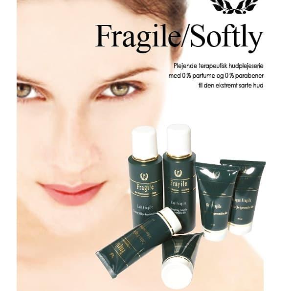 Hudpleje til sensitiv hud